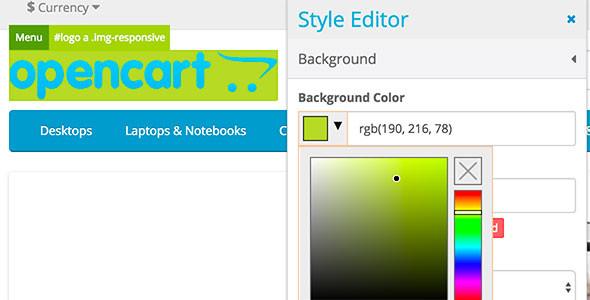 opencart template editor - benutzerdefinierte pdf rechnung opencart plugins