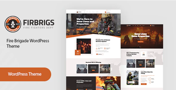 Firbrigs - WordPress Theme